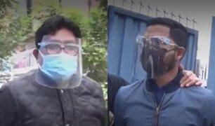 Detienen a fiscal y secretario del MP tras ser acusados por violación a dos trabajadoras