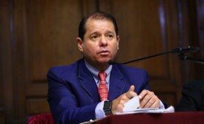 Perú Libre habría tenido un financiamiento 'criminal', según penalista Julio Rodríguez