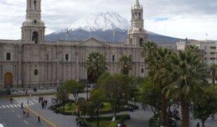 Gobierno anuncia que Arequipa registra disminución de contagios y fallecidos por COVID-19