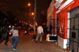 Denuncian intento de robo en local de Perú Libre ubicado en la av. Brasil