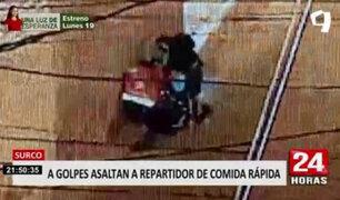 Repartidores denuncian ser constantes víctimas de la delincuencia en Surco y Cercado de Lima