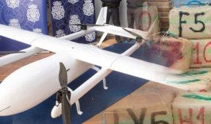 Confiscan en España un dron dedicado al transporte de droga
