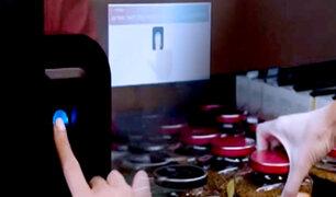 Avance tecnológico en Israel: clientes pagan usando huella digital en supermercado