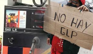Desabastecimiento y alza en el precio de GLP en las calles de Lima