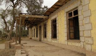 Ministerio de Cultura explica las razones del abandono de haciendas Punchauca y El Fortín