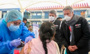 Buenas noticias: Perú superó la aplicación de 10 millones de vacunas contra la Covid-19