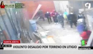 Santa Anita: traficantes de terrenos ingresaron a vivienda para amenazar y desalojar a familia