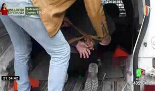SMP: empresario terminó maniatado cuando se disponía a entregar scotters a sus clientes