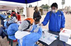Minsa reporta 49 fallecidos y 1144 nuevos casos de Covid-19 en la última jornada