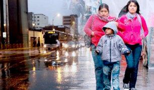 Intenso frío en Lima: sensación térmica es de 13 grados durante la madrugada