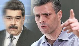 """Leopoldo López sobre protestas en Cuba: """"Son una señal de esperanza para Venezuela"""""""