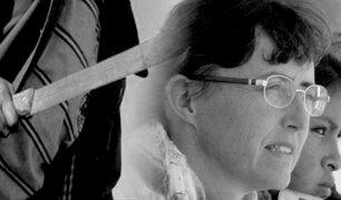 Asesinato de misionera italiana a machetazos: detienen a cuatro implicados