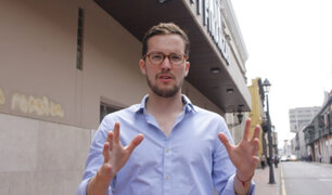 """""""Castillo no es claro en sus reformas porque oculta sus verdaderas intenciones"""", afirma Alejandro Cavero"""