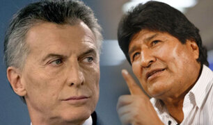 Fiscalía argentina investiga al expresidente Macri por contrabando de armas a Bolivia