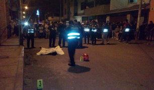 Extranjeros en estado de ebriedad matan  a golpes a un padre de familia en Trujillo