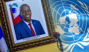 Haití: ONU, OEA y UE instalan un Gobierno de consenso tras asesinato de su mandatario