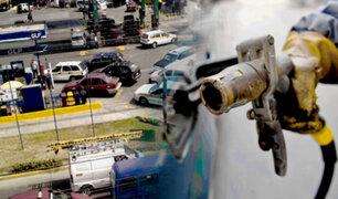 GLP por las nubes: se registran largas colas de autos buscando combustible barato
