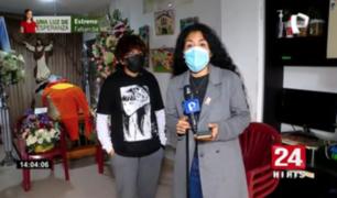 Feminicidio en Chorrillos: familiares de víctima exigen justicia
