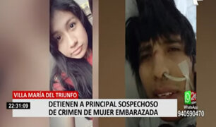 Capturan a principal sospechoso de crimen de mujer embarazada en Chorrillos