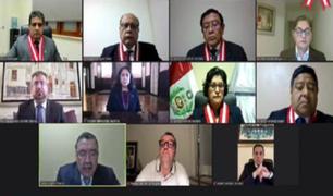 Conozca las reacciones de los políticos tras la proclamación de Pedro Castillo