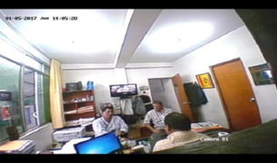 Sentencian a cuatro años de prisión a exservidores de la MML que fueron grabados pidiendo coima