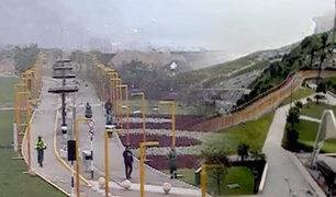 """""""Bosque Bicentenario"""": San Isidro recupera 4 kilómetros de vía en la Costa Verde"""