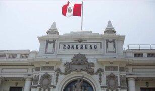 Congreso: presentan proyecto para que personas con acusación fiscal o sentencias no sean nombradas ministros