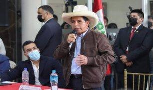 ¿Cuándo se dará a conocer gabinete ministerial de Pedro Castillo?