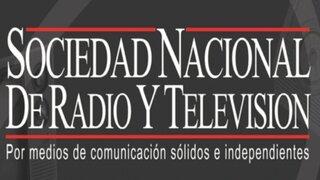 Sociedad de Radio y Televisión: La libertad de expresión es la garantía de un Estado democrático