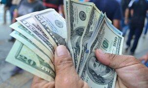 Precio del dólar cerró sin alza significativa tras la proclamación de Pedro Castillo