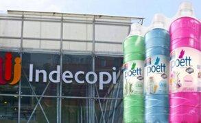 Indecopi multa a Clorox con casi S/ 2 millones por no informar riesgos de producto Poett