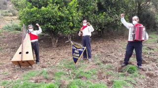 Lanzan concurso 'Canto al Bicentenario' para ciudadanos de Pensión 65