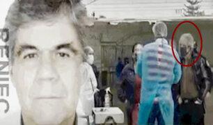 """Cayó peligroso """"tío Carlos"""": Policías se vistieron de enfermeros para capturarlo"""