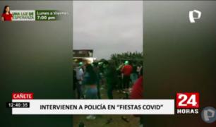 Fiestas COVID no se detienen al interior del país