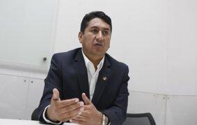 Cerrón: se espera que el ministro de Justicia haga efectiva reparación civil a quienes no han cumplido