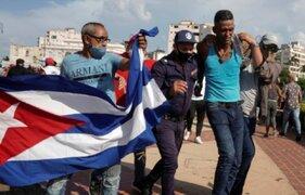 Protestas en Cuba: 12 personas condenadas a prisión en un juicio sumario sin defensa