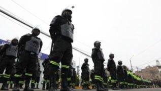 Alrededor de 800 serenos resguardaran seguridad en SJL por Fiestas Patrias