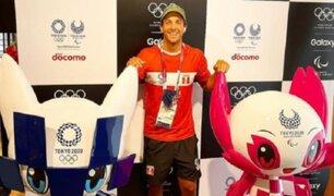 Tokio 2020: Álvaro Torres iniciará la participación peruana en los Juegos Olímpicos