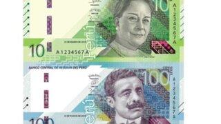Nuevos billetes del BCR: ¿Quiénes estarán en denominaciones de  S/ 20, S/ 50 y S/ 200?