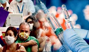 COVID-19: vacunados que se contagiaron con la variante delta no requirieron hospitalización