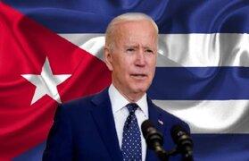 """EEUU impone sanciones a Cuba y Biden asegura que este es """"solo el comienzo"""""""