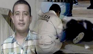 Callao: colectivero fue asesinado presuntamente por denunciar cobro de cupos