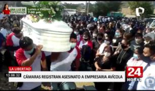 La Libertad: familia de empresaria avícola asesinada pide seguir exigiendo justicia