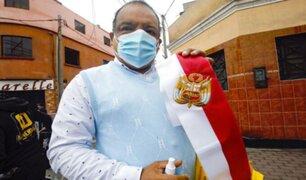 ¿Cuándo le entregarán la banda presidencial a Pedro Castillo?