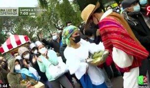 Miraflores empezó celebraciones por los 200 años de Independencia del Perú