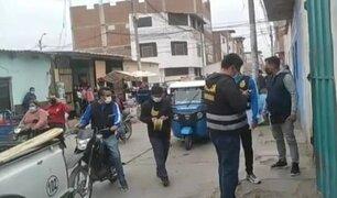 La Libertad: soldador es acribillado a balazos en Chepén