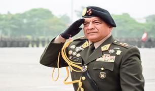 César Astudillo renuncia a su cargo de jefe del Comando Conjunto de las Fuerzas Armadas