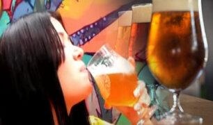 Una buena cerveza artesanal nunca cae mal