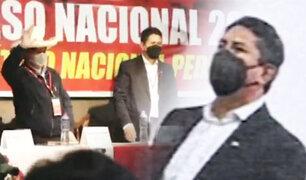 ¡Exclusivo! Encuentros y desencuentros en el Congreso de Perú Libre