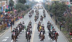 Fiestas Patrias: Parada Militar por Bicentenario se realizará el viernes 30 de julio